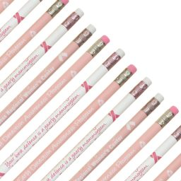 Breast Cancer Awareness Pencils-0
