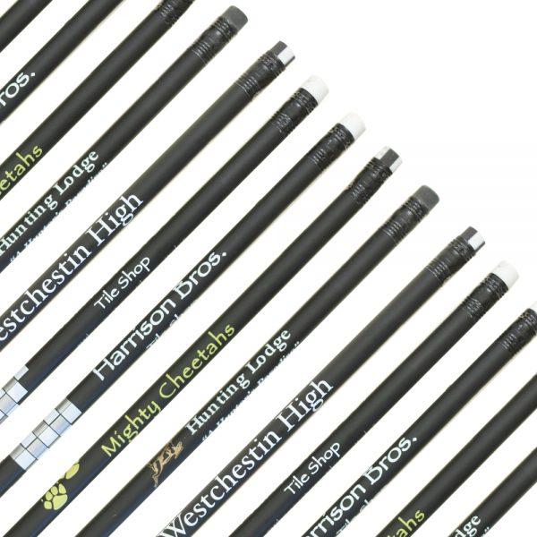 Budget Black Pencils-0