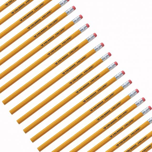 Budget Hex Pencils - No Set Up Fees-0