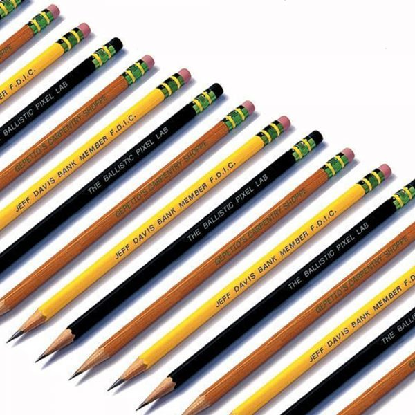 Premium Dixon Hex Pencils - No Set Up Fees-0
