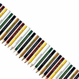 Premium Hex Golf Pencils-0