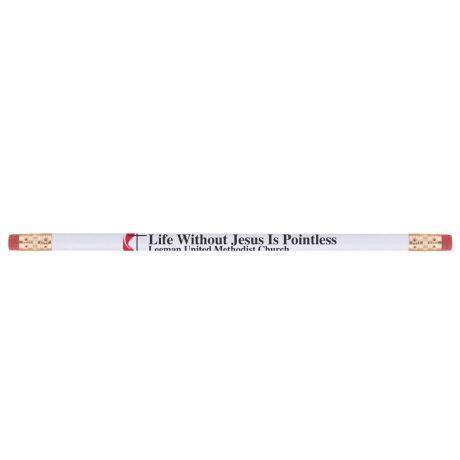 Double Eraser Pencil-0