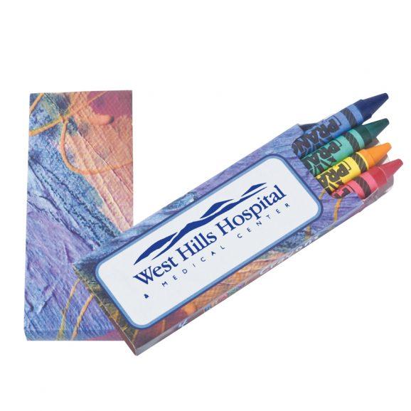 Prang Impressionist 4 Pack-0
